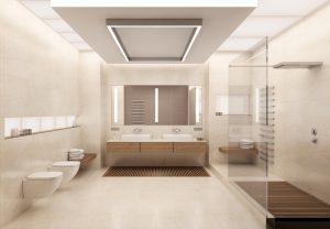 luxury bathroom image